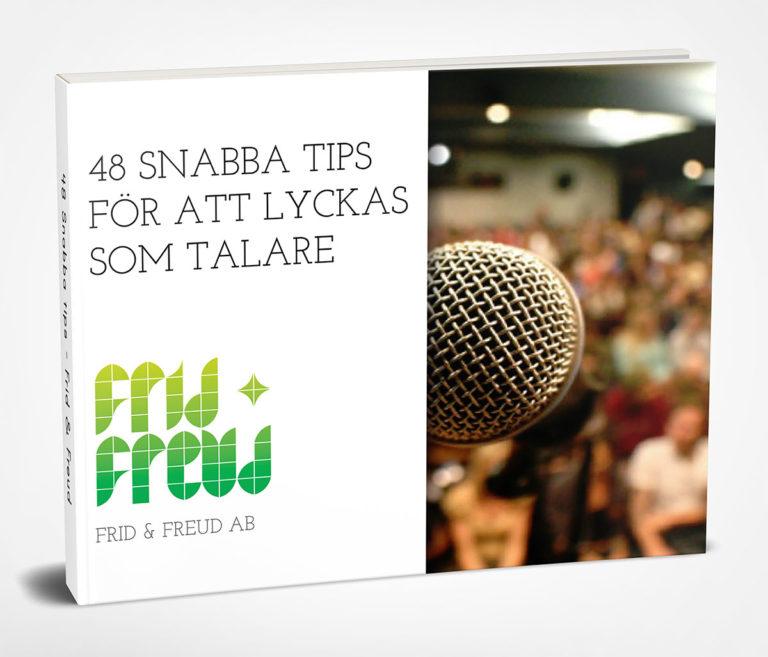 48 snabba tips att lyckas som talare!