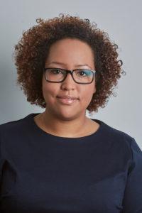 Soraya Kabelele-Senya, enhetschef Helsingborgs Stads Kontaktcenter